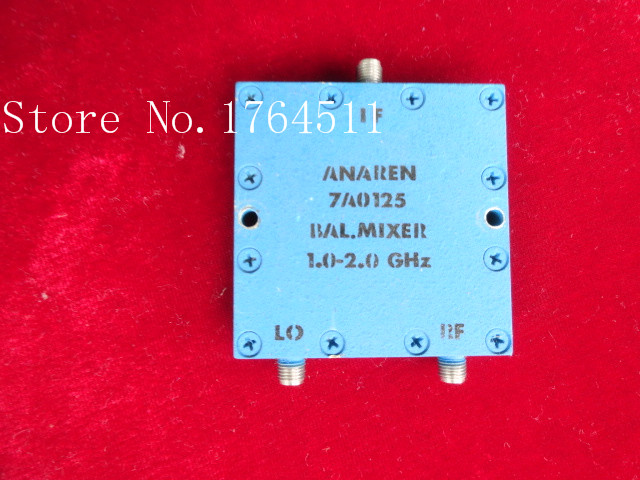 [BELLA] 7A0125 1.0-2.0GHz Import ANAREN SMA RF Coaxial High Frequency Mixer
