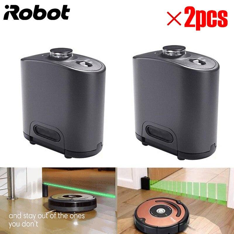 Navegação Virtual Wall para Irobot Roomba 595 620 630 650 660 760 770 780 Todos Os 500 600 700 Serie A Vácuo aspirador de Peças de Reposição