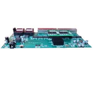 Image 3 - PoE inverse 8x10/100/1000M RJ45 Gigabit Ethernet commutateur Ethernet Fiber optique monomode et 2 SC carte de Port de fibre