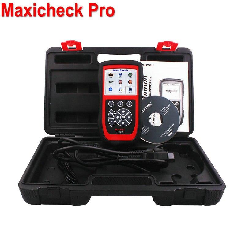 imágenes para Mejor Valorados Autel MaxiCheck Pro EPB/ABS/SRS/Climatización/SAS/Función de BMS MaxiCheck Pro Escáner Auto