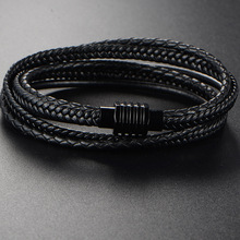 J.K bike bracelets&bangles for man's Jewelry high fashion black red stainless steel male bangles bicycle chain bracelet