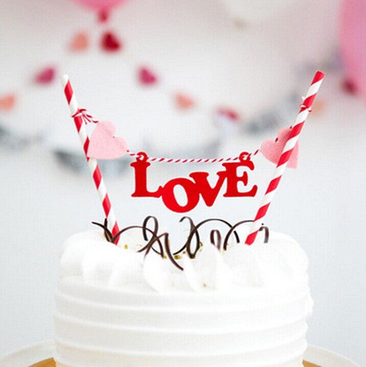 Cute Love Cake Images : Aliexpress.com : Buy 1PCS Cute