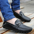 Adult Shoes For Men Genuine Leather Driving Moccasins Comfortable And Soft Loafers Fashion Casual Sapatos Masculinos Scarpe Uomo