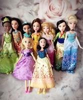 New Rapunzel Doll Baby Doll Mermaid Twilight Sparkle Rainbow Dash Rarity Fluttershy Rapunzel Toy