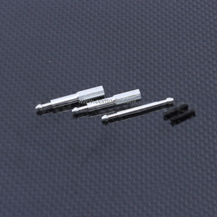 Alzrc Devil 450 Fast parts D45F21 Canopy Mounting Bolt ALZRC Devil 450 Spare Parts Free Shipping with Tracking tarot 450 parts canopy mounting bolt tl45052tarot 450 rc helicopter spare parts freetrack shipping
