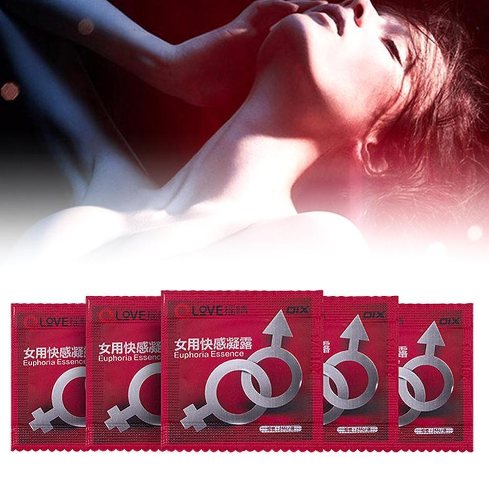 2ml Female Aphrodisiac Orgasm Sex Drops Exciter Climax For Women Wipes Gel Sex Liquid Viagra Pills Shrinking Vagina Exciting Gel
