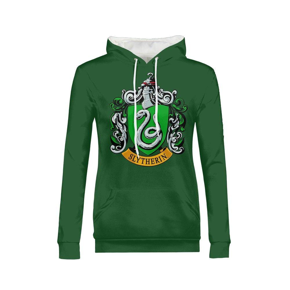 Harri Potter Costume Sweat à capuche pour Femme Harajuku Sweat Femme Sweatshirts Sudadera Mujer Moletom Bluzy Damskie Sudaderas Para Mujer