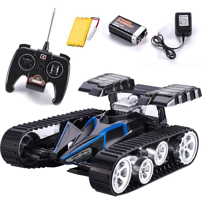 New High Speed RC Tank Remote Control Cars Toys Transform RC Rock Crawler Off Road Dirt Tank Toy for Kid Gifts босоножки