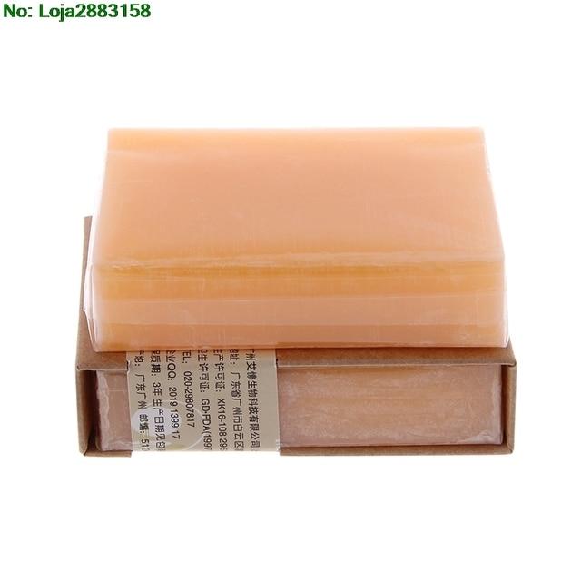 Natural Organic Herbal Green Papaya Whitening Lightening Skin Handmade Soap 2