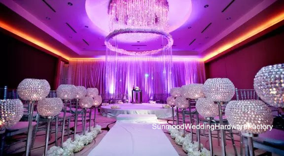 Diamond wedding decor gallery wedding decoration ideas high quality crystal diamond wedding aisle decor centerpieces for junglespirit Image collections