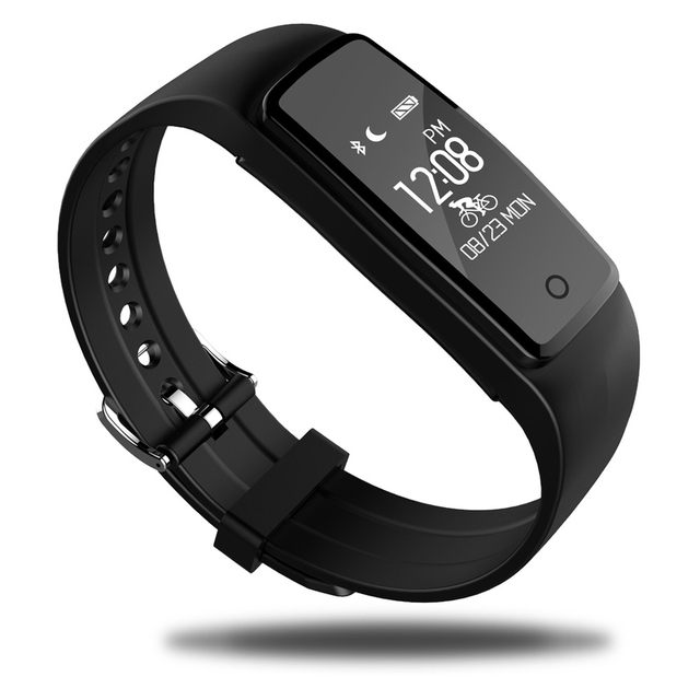 New S1 Sports Smartband IP67 Waterproof Bluetooth Smart Bracelet GPS Tracker Watch Heart Rate Monitor Smartwatch for Adroid IOS