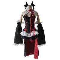 Anime Seraph Of The End Owari No Seraph Krul Tepes Uniform Cosplay Costume Full Set Dress