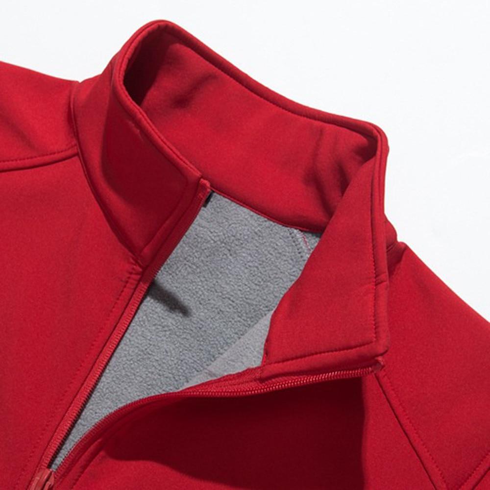 colore Pesca Cappotti Solido Morbido Rivestimento Modo Di Borsette Aperta rosso Rosa Dei Nero Jogging Cappotto Abiti All'aria Vestiti Freddo Delle Del Il Campeggio Sport E Corsa Colore Donne Bq4BnUxwI
