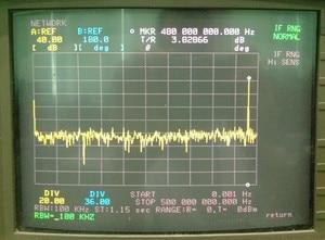 Image 3 - จัดส่งฟรี ADF4350 ADF4351 โมดูล TFT หน้าจอสัมผัสสี STM32 กวาดความถี่สัญญาณ