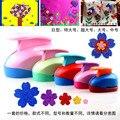 Craft Punches Set mit Verschiedenen Größen Papier Förmigen Blume Puncher Handwerk Werkzeuge Cutter Karte, Der