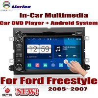 Car Radio DVD Player GPS Navigation For Ford Freestyle 2005~2007 Android HD Displayer System Audio Video Stereo In Dash