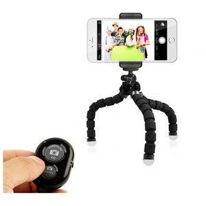 Image 4 - Elastyczny Mini statyw do aparatu telefonicznego akcesoria statyw Selfie Stick dla iphonea dla samsunga dla Xiaomi Go pro 9.25