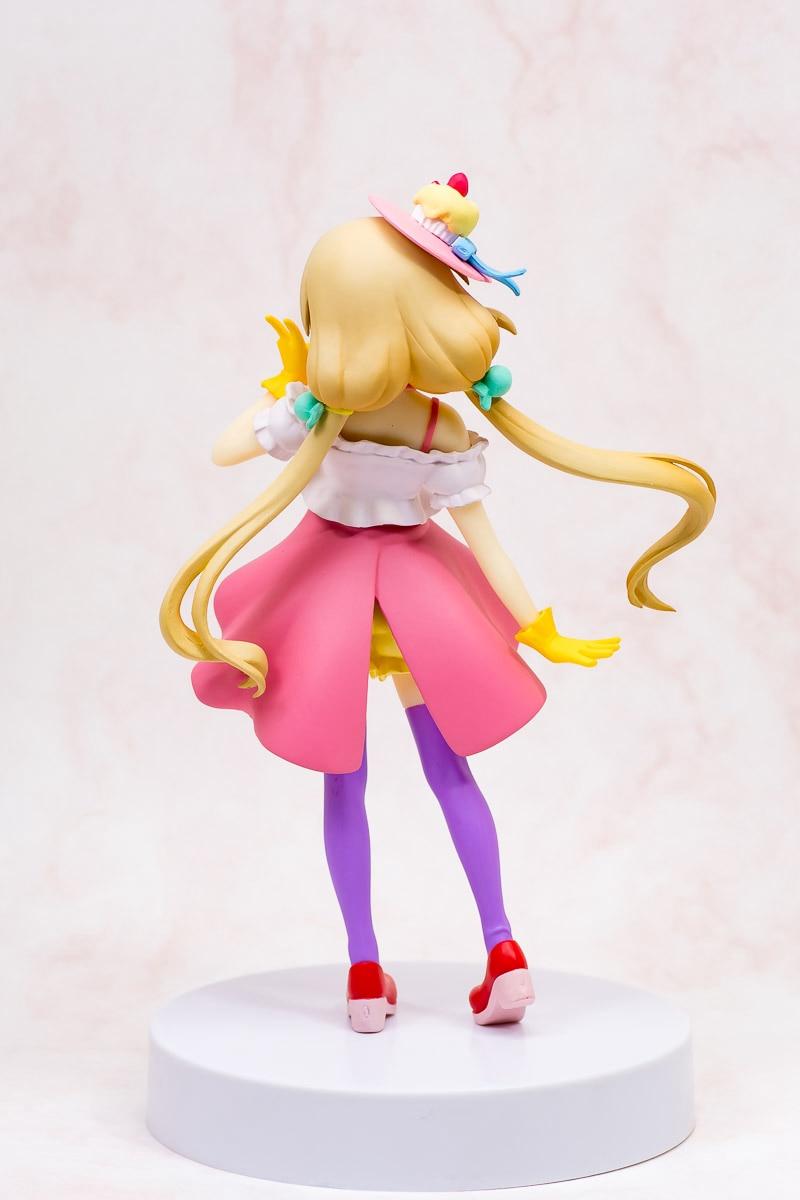 1 8 The Idol Master futaba anzu Candy Island Model Sexy Anime Collectible PVC Action Figure collectible model toys in Action Toy Figures from Toys Hobbies