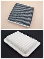 BBQ FUKA OEM Quality Engine Air Filter Cabin Air Filter For Toyota Corolla Scion Pontiac