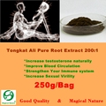 250g Tongkat Ali 200:1 Root Extract Powder Long Time Sex For Men