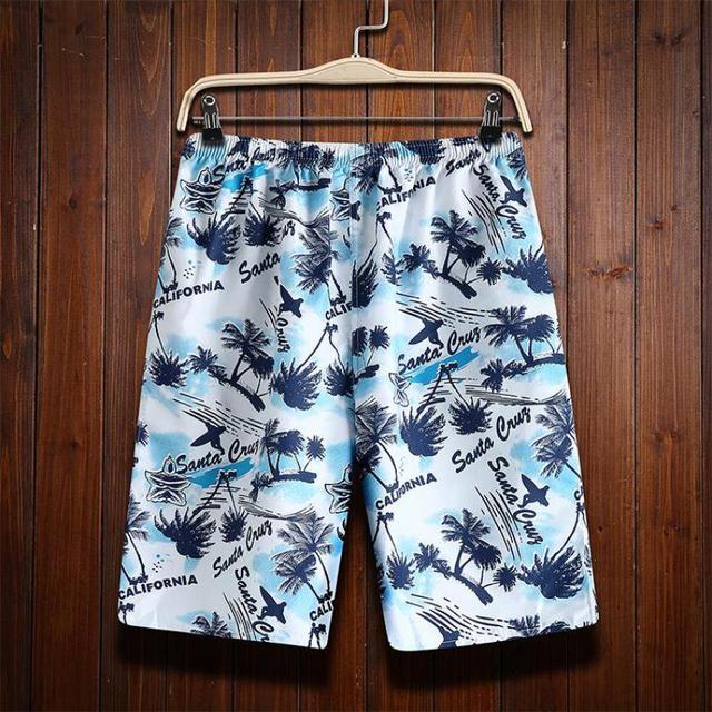10 Patterns Camouflage Compression Shorts Men Summer Clothing Board Shorts Nylon Bottom Men Side Pockets Men's Swimwear 1