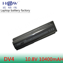 купить 10400MAH Battery for Compaq Presario CQ50 CQ71 CQ70 CQ61 CQ60 CQ45 CQ41 CQ40 For HP Pavilion DV4 DV5 DV6 DV6T G50 G61 Batteria онлайн