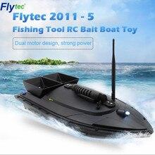 Flytec 2011-5 Инструмент для рыбалки Smart RC Умная Приманка Лодка Игрушка Цифровая Автоматическая Модуляция Частоты Дистанционное Радиоуправление Устройство для Рыбы Игрушка