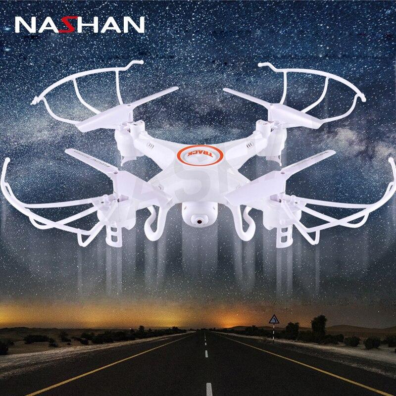 NASHAN 2.4G 4CH RC Drone cu camera Camera cu 6 axe Gyro Electric - Jucării cu telecomandă