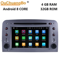 Ouchuangbo Andriod 9.0 car audio radio stereo gps navigation recorder for Alfa Romeo 147 GT with video 8 core 4GB 32GB