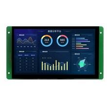 """DMG80480C070_03W 7-дюймовый серийный экран 24-битный цветной """"умный экран"""" DGUS экран"""