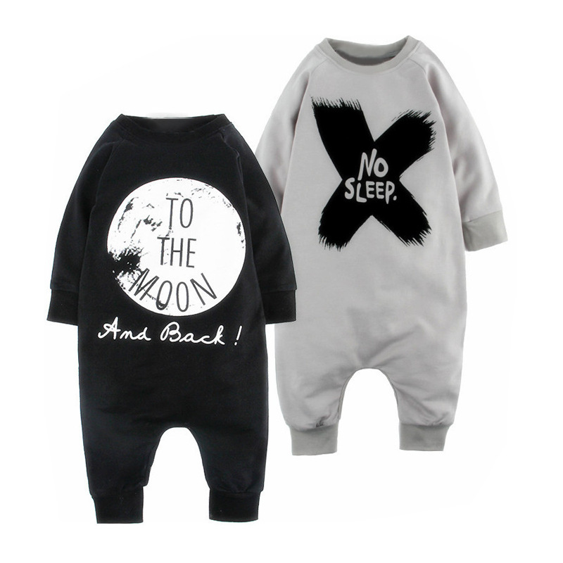 Spring Autumn Baby Boy Romper 100% Cotton Long Sleeve Newborn Baby Clothes 0-1 Years Infant Boys Costume Toddler Jumpsuit newborn infant baby girls boys rompers long sleeve cotton casual romper jumpsuit baby boy girl outfit costume
