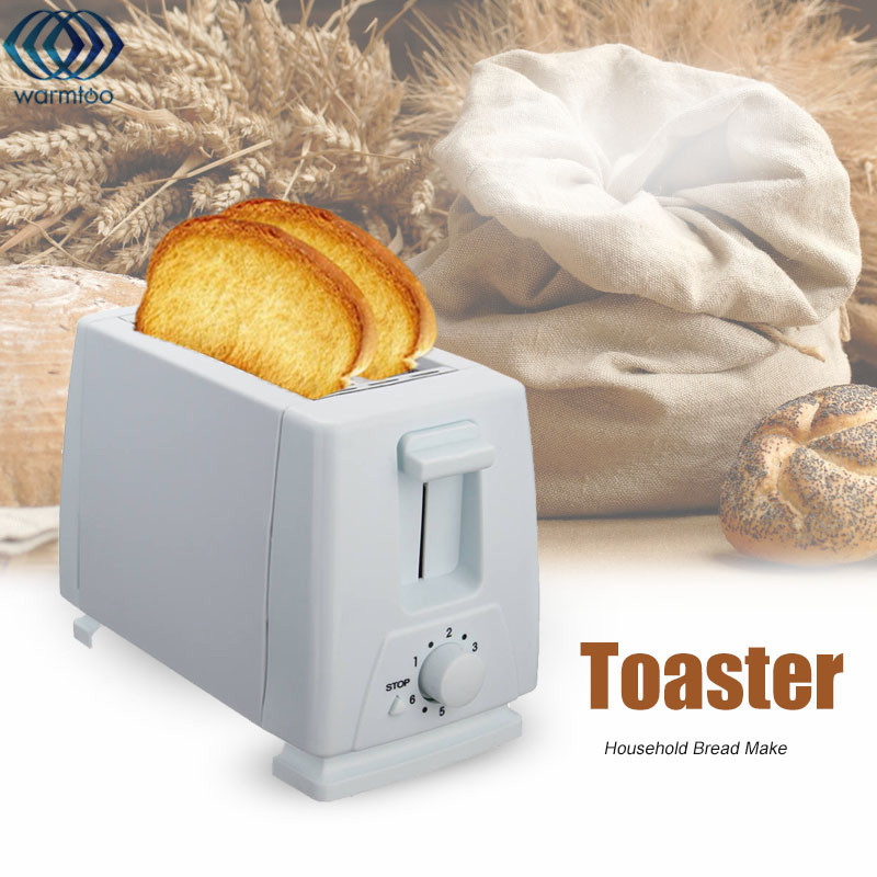 750W Bread Maker Automatic Bread Toast Machine Toaster Baking Heating For Delicious Breakfast Cooking Appliances