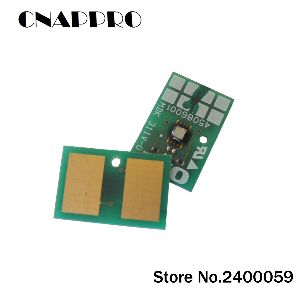 45531212 45531213 For Oki Okidata C911 C931 C941 C942 C911 931 941 942 931dn 911dn 931dp 931e 941dn transfer belt chip compatible oki 45536405 cartridge toner white chip for data okidata c941 c942 c 941 942 printer color powder refill reset