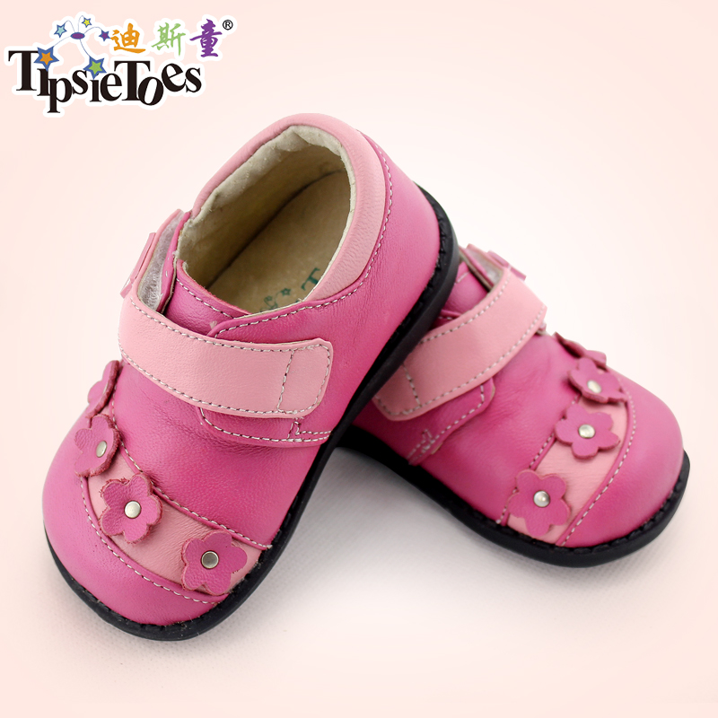 TipsieToes Brand Floral Fish Genuine Leather Kids Children Sneakers Shoes For Boys And Girls New 2015 Autumn Spring 21320  цены