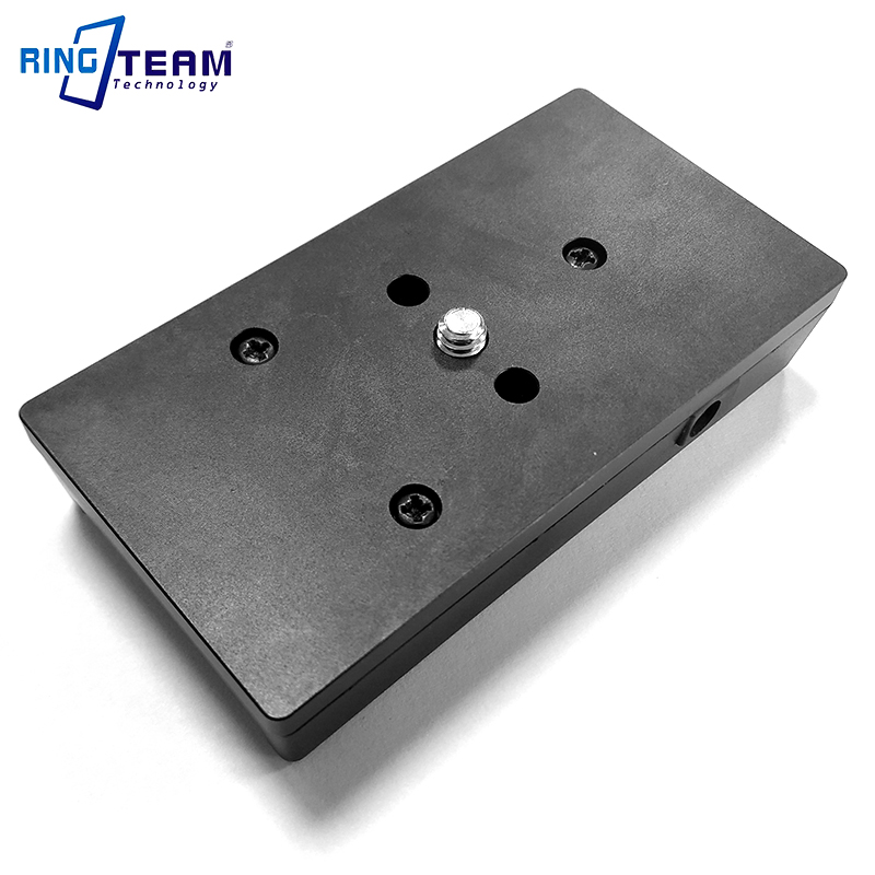 12V NPF Serial Battery Base Holder Mount Adapter Plate for NP-F970 F750 F550 for BMCC BMPCC BMPC Blackmagic Pocket Cinema Camera