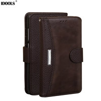 For XiaoMi Redmi Note 4 Pro Cases Luxury Leather Wallet Flip Cover Phone Bags Cases For