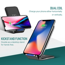 Stand Wireless Charger for Phones