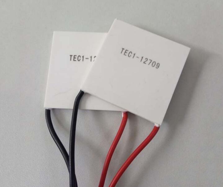 10pcs 136.8W TEC1-12709 Thermoelectric Cooler Peltier mantra встраиваемый светильник mantra basico gu10 c0003