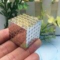 216 unids 3 mm Cubo bolas magnéticas del imán rompecabezas del juguete del bloque del Cubo juguetes educativos