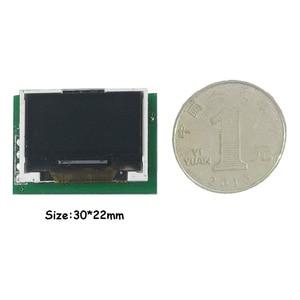 Image 5 - Mini 0.96 Inch IPS Màn Hình Màu Đa Chế Độ Phổ Màn Hình Máy Phân Tích LED Vũ Nhạc Cụ Ánh Sáng Cho Trưng Bày Tập DC5V