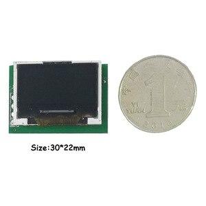 Image 5 - Mini 0.96 Inch Ips Kleur Screen Multi Modus Spectrum Display Analyzer Led Vu Instrument Licht Voor Weergave Volume DC5V