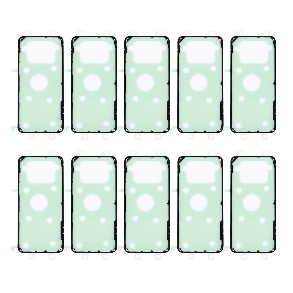 IPartsBuy New 10 PCS For Galaxy S8 Back Rear Housing Cover Adhesive