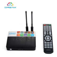 2 GB RAM 16 GB ROM Android 6.0 TV Box Amlogic S912 CSA93 Octa Rdzeń Streaming Inteligentny Odtwarzacz Multimedialny Wifi BT4.0 4 K TV box