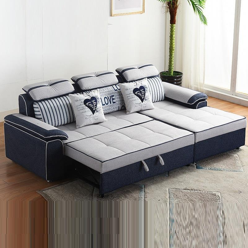 mobili moderno copridivano futon kanepe divano puff para meubel set living room mobilya mueble de sala furniture sofa bed - Living Moderno