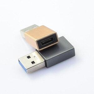 Image 5 - USB 3,1 Typ C Adapter USB 3,0 Männlichen zu USB C Weibliche Adapter Konverter für Macbook Huawei P9 Xiaomi 4C Nexus 5X 6P