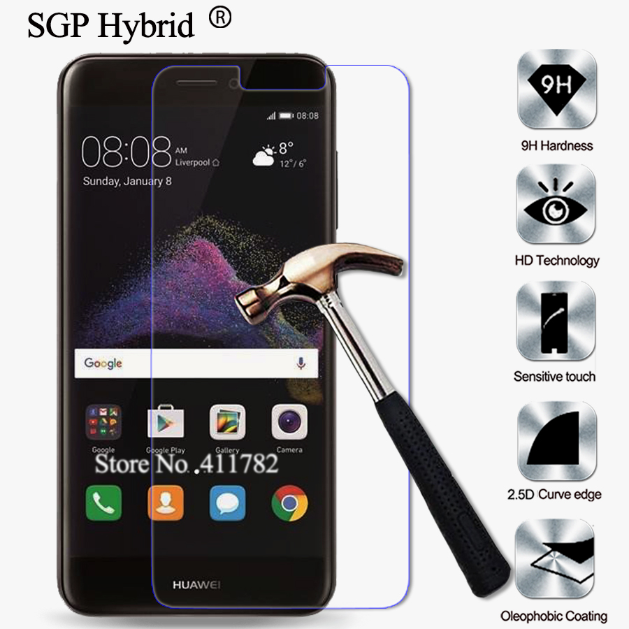 for huawei p8 lite 2017 tempered glass screen protector film for huawei ascend p8 lite 2017. Black Bedroom Furniture Sets. Home Design Ideas