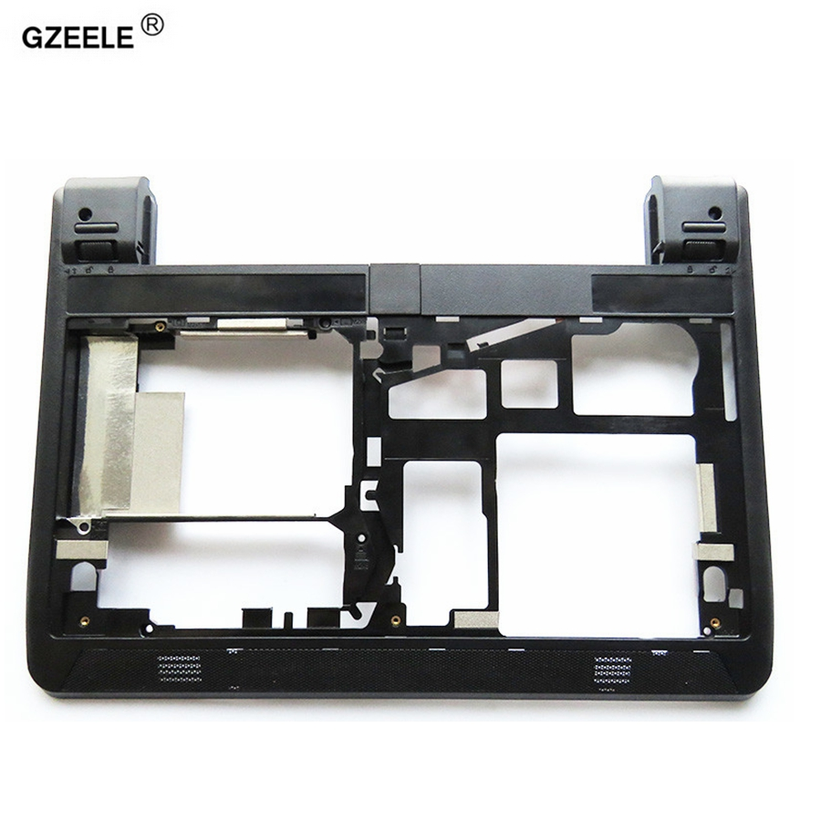 GZEELE New for ThinkPad X121E E120 E125 Base Bottom Case Cover For Lenovo Laptop Lower Case FRU 04W2230 04W2231 MainBoard Bottom image