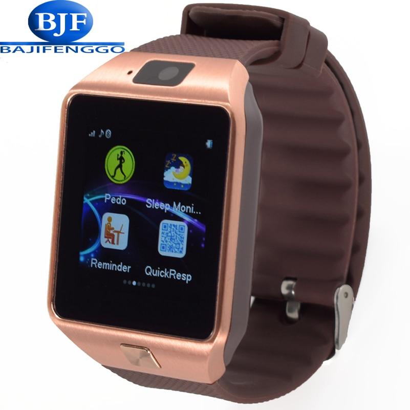 Smart Watch G1 Clock Sync Notifier support SIM TF Card Connectivity Android Phone Smartwatch Czech Dutch