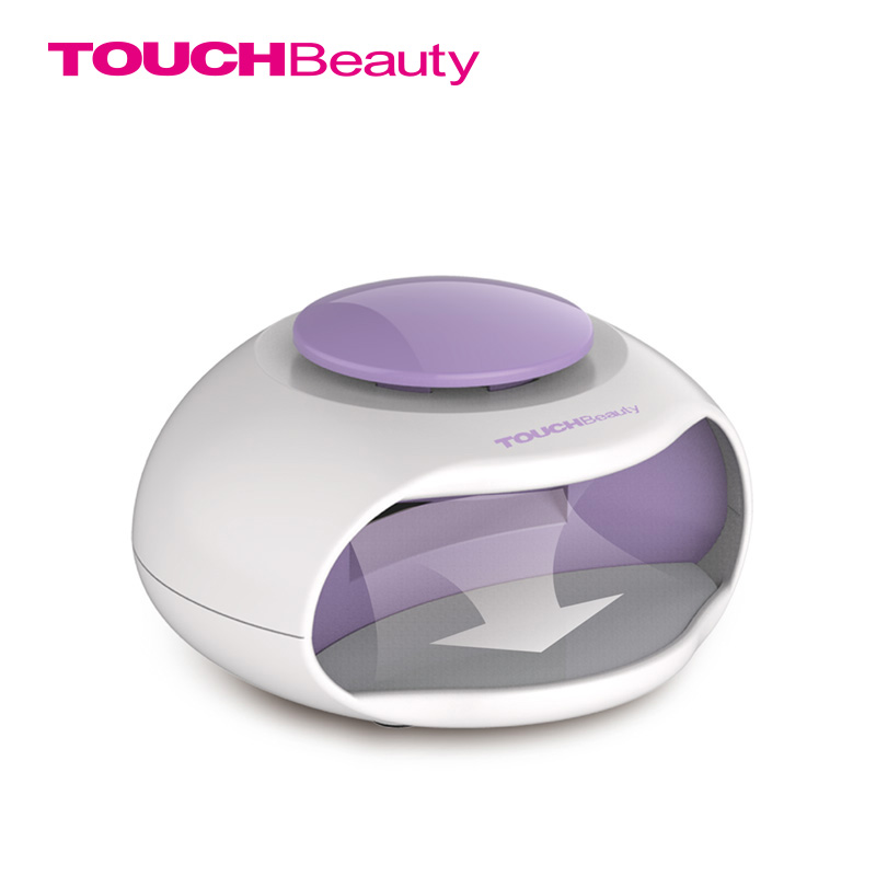 TOUCHBeauty Portable Nail Dryer dengan Air dan LED Light Baik untuk Nail Polish Regular AS-0889
