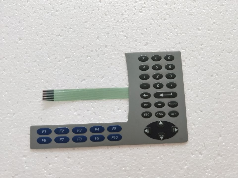 Detail Feedback Questions about NEW HMI Panel Membrane Keypad